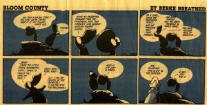 "Bloom County ""Millennia Man"""